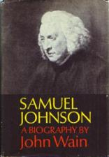Buy Samuel Johnson :: A Biography HB w/ DJ