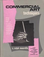 Buy Commercial Art Techniques