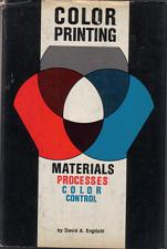 Buy Color Printing :: 1967 Hardback