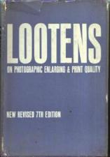 Buy LOOTENS On Photographic Enlarging & Print Quality HB