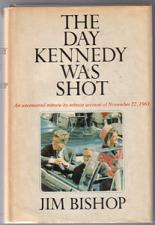 Buy THE DAY KENNEDY WAS SHOT HB w/ DJ by Jim Bishop :: FREE Shipping