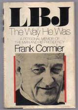 Buy LBJ :: The Way He Was :: 1977 First Edition HB w/ DJ