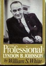 Buy The Professional: LYNDON B. JOHNSON :: 1964 HB w/ DJ