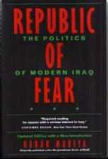 Buy REPUBLIC OF FEAR :: Politics of Modern Iraq 1998 :: FREE Shipping