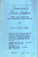 Buy America's First Ladies :: Uncorrected Advance Proof :: FREE Shipping