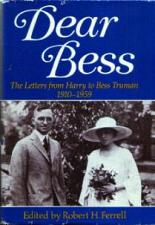 Buy Dear Bess : Letters from Harry to Bess Truman HB w/ DJ