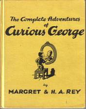 Buy The Complete Adventures of CURIOUS GEORGE :: 1994 HB :: FREE Shipping