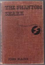 Buy THE PHANTOM SHARK :: Rick Brant Adventure :: 1949 HB