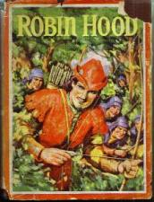 Buy The Merry Adventures of ROBIN HOOD :: 1940 HB w/ DJ :: FREE Shipping
