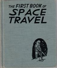 Buy The FIRST BOOK of SPACE TRAVEL :: 1953 HB