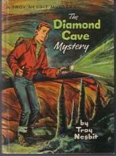 Buy The DIAMOND CAVE Mystery 1964 HB by Troy Nesbit