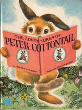 Buy THE ADVENTURES OF PETER COTTONTAIL :: 1958 HB
