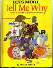 Buy Tell Me Why : Answers to 100s of questions kids ask HB