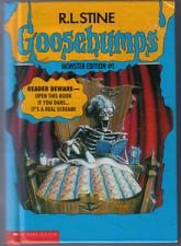 Buy R.L. Stine GOOSEBUMPS : Monster Edition # 1 :: 3 Novels