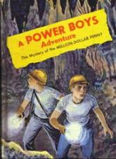 Buy Mystery of the MILLION-DOLLAR PENNY 1965 Power Boys HB