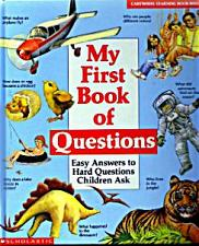 Buy My First Book of Questions