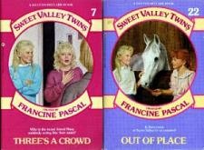 Buy Lot of 6 Sweet Valley Twins PBs :: FREE Shipping