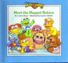 Buy Lot of 5: Muppet Babies Weekly Reader Hardback Books