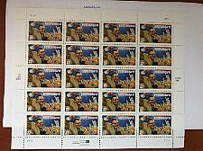 Buy USA United States Vince Lombardi sheet mnh 1997