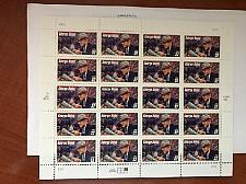 Buy USA United States George Halas sheet mnh 1997 stamps
