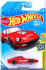 Buy Hot Wheels - Nissan Fairlady Z: HW Speed Graphics #9/10 - #244/365 (2018) *Red*