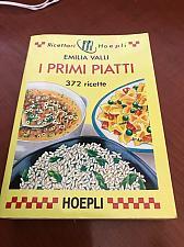 Buy Italy book : I primi piatti $5.00 libro