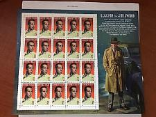 Buy USA United States Humphrey Bogart sheet mnh 1997