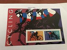 Buy USA United States Sport Cycling s/s mnh 1996