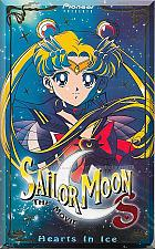Buy VHS - Sailor Moon S: Hearts In Ice (1994) *English Edited Version*