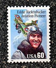 Buy USA United States Eddie Rickenbacker mnh 1996 stamps