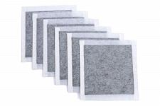"""Buy SMELLRID Activated Charcoal Body Odor Absorbent Pads: 12 (4""""""""x4"""""""") Pads"""