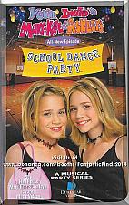 Buy VHS - You're Invited To Mary-Kate & Ashley's School Dance Party (2000)