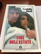 Buy Italian Book Danielle Steel : * Fine dell'estate* Libro