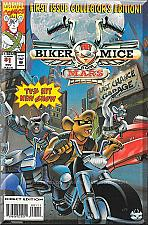 Buy Biker Mice From Mars #1 (1993) *Modern Age / Marvel Comics / Collectors Edition*