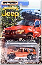 Buy Matchbox - Jeep Grand Cherokee: Jeep Anniversary Edition #8/8 (2016) *Orange*