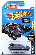 Buy Hot Wheels - The Dark Knight Batmobile: Batman #3/5 - #228/250 (2016) *Black*