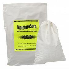 Buy MOISTURESORB Reusable Moisture Removal Desiccant Pouch: Treats 150 sq. ft.