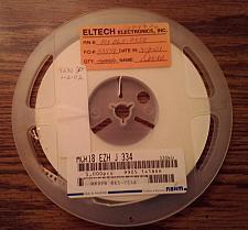 Buy Lot of 4230 ?: ROHM MCR18EZHJ334 Resistors
