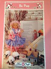 "Buy Little Bo Peep Crochet pattern for 13"" wax-look doll"