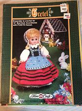 "Buy Crochet Gretel, a 13"" Bed Doll"