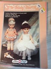 Buy Ballerina Beauties - crochet a prima ballerina or a practice outfit
