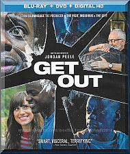 Buy Blu-Ray - Get Out (2017) *Allison Williams / Catherine Keener / Daniel Kaluuya*