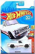 Buy Hot Wheels - Mazda REPU: HW Hot Trucks #1/10 - #204/365 (2018) *White Edition*