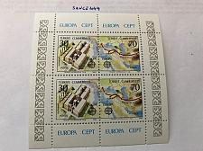 Buy Turkey Europa 1982 mnh stamps