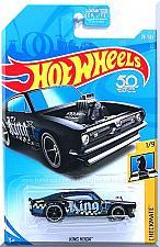 Buy Hot Wheels - King Kuda: Checkmate #1/9 - #261/365 (2018) *Black Edition*