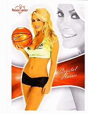 Buy Crystal Hefner #7 - Bench Warmers 2013 Sexy Trading Card
