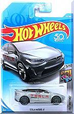 Buy Hot Wheels - Tesla Model X: HW Metro #5/10 - #247/365 (2018) *Gray Edition*