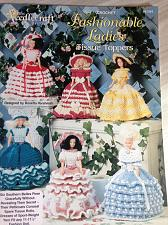 Buy Crochet Fashionable Ladies Tissue Toppers designed by Rosetta Harshman