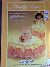 "Buy Merry Sunshine Crochet a Summer Outfit 10 1/2"" Pillow Doll"