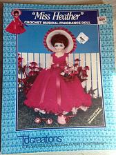 Buy Miss Heather Crochet Muscial Fragrance Doll